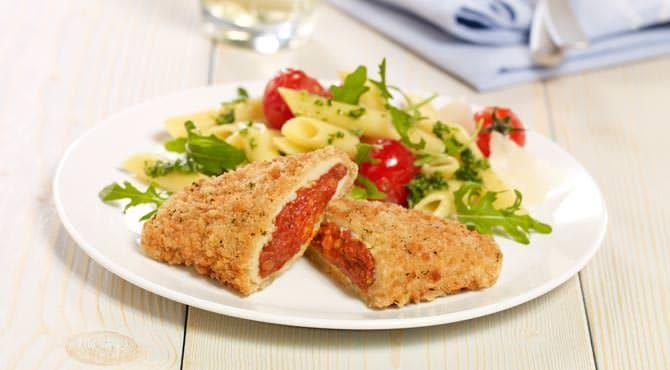 Valess Valess Tomate & Mozzarella mit Pesto-Pasta